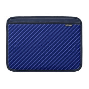 Blue Stripe Laptop Sleeve Sleeves For Macbook Air