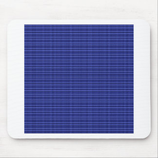 Blue Stripe Texture Template DIY add Text Photo Mouse Pad