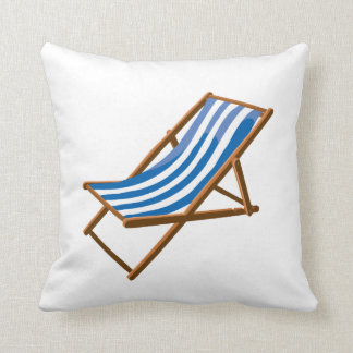 blue striped wooden beach chair.png pillows