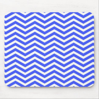 Blue Stripes Cool Mousepad