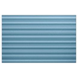 Blue Stripes Pattern customizable fabric