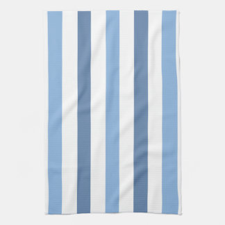 Blue Stripes Tea Towels