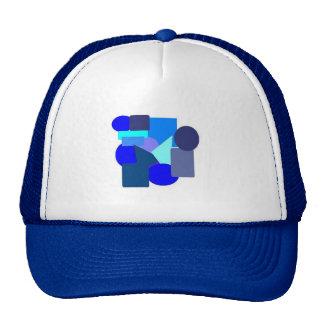 blue stuff 2 trucker hat