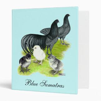 Blue Sumatra Family Vinyl Binders