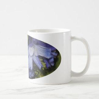 Blue Summer Flowers Coffee Mug