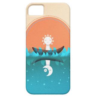 Blue Summer iPhone SE/5/5s Case