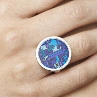 blue summer ring