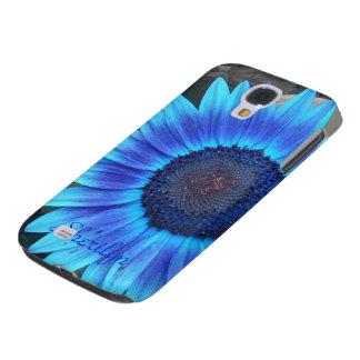 Blue Sunflower HTC VIVID case