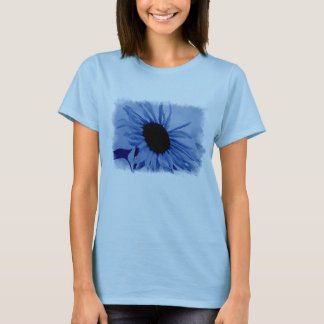 Blue Sunflower Women's Shirt