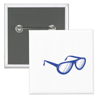 blue sunglasses png pinback buttons