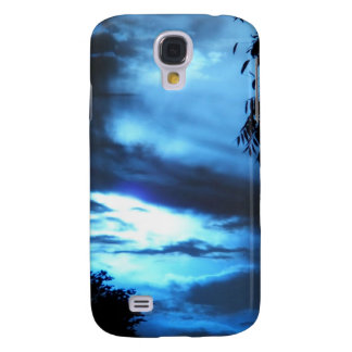 Blue Sunrise in the Clouds Galaxy S4 Galaxy S4 Cover