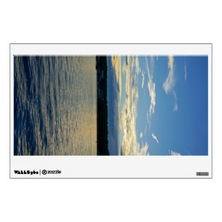 Blue Sunset Lake Of Ozarks Wall Decal