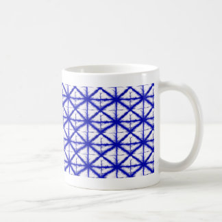 Blue Support Structure Coffee Mug