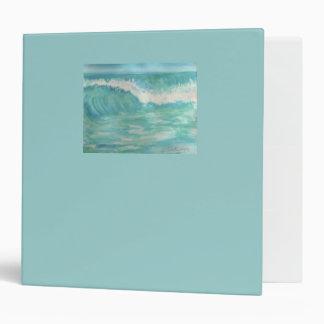 Blue Surf Binder