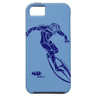 Blue Surfer Dude Phone case