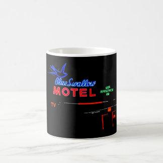 Blue Swallow Motel, Route 66, Tucumcari, N.M. Coffee Mugs