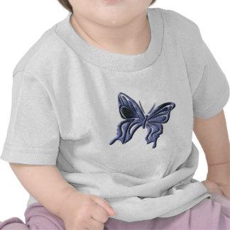 Blue Swallowtail Butterfly Baby T-Shirt