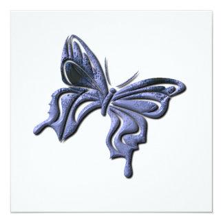 Blue Swallowtail Butterfly Invitation