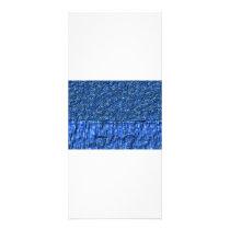 Blue Swans Rack Card