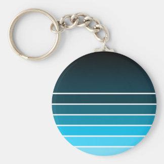 blue swatch keychain