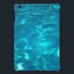"Blue Swimming Pool Mini iPad Case<br><div class=""desc"">Aqua Blue Swimming Pool Water Mini iPad Case</div>"