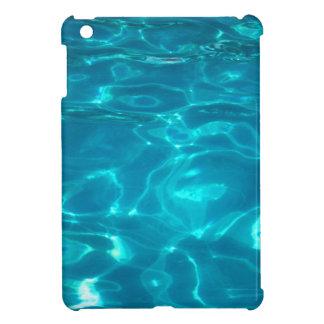 Blue Swimming Pool Mini iPad Case
