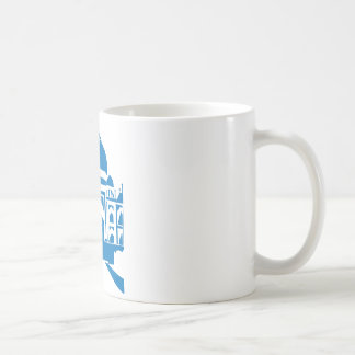 Blue Taj Mahal Coffee Mug