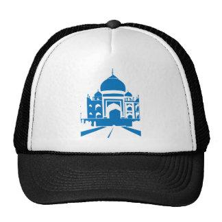 Blue Taj Mahal Trucker Hat