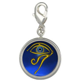 BLUE TALISMAN EYE OF HORUS Sapphire Bracelet