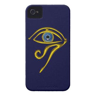 BLUE TALISMAN iPhone 4 Case-Mate CASE