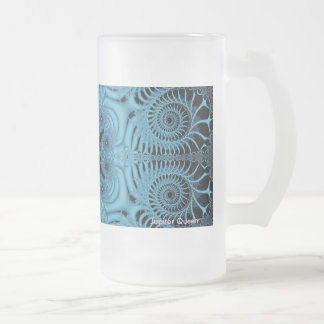 Blue - Tall Mug
