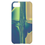 blue tan cross.jpg cover for iPhone 5C