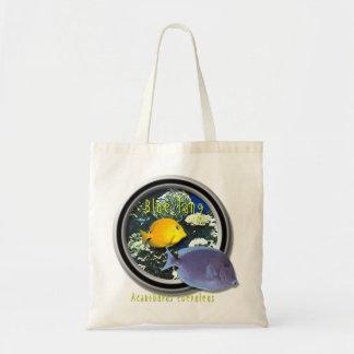 Blue Tang Tote Bag