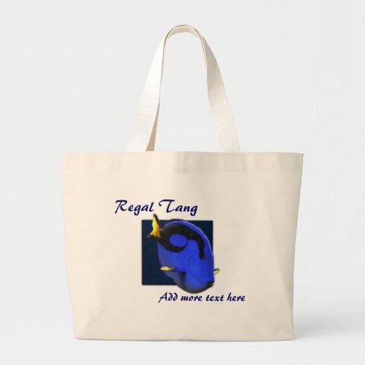 Blue Tang Bag