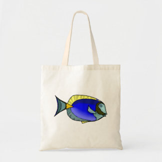 Blue Tang Fish Bag