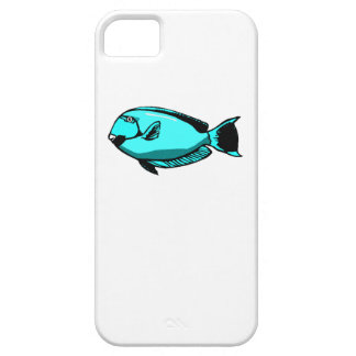 Blue Tang Fish iPhone 5 Cover