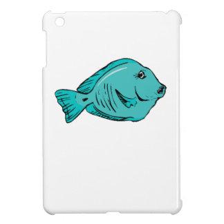 Blue Tang Fish iPad Mini Case