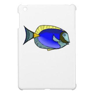Blue Tang Fish iPad Mini Cover