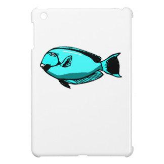 Blue Tang Fish iPad Mini Cases