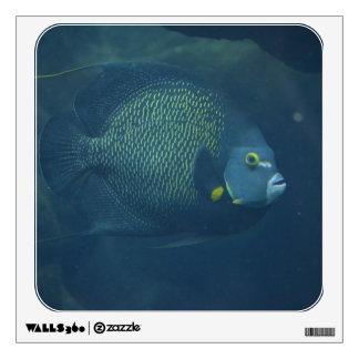 Blue Tang Fish Wall Skin