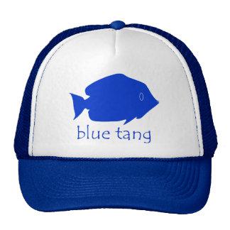 Blue Tang Trucker Hat
