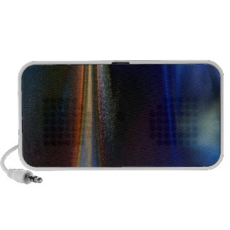 Blue Tapestry Wedding Collection iPhone Speakers