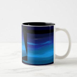 BLUE taza, mug