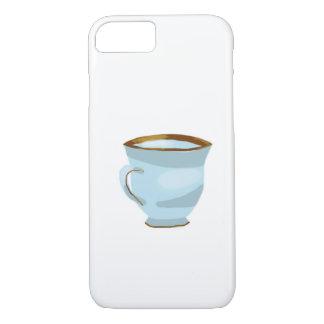 Blue Teacup iPhone 7 case