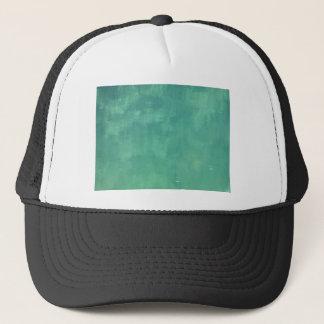 blue teal aqua water ocean : create you own trucker hat