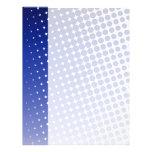 Blue Tech Letterhead