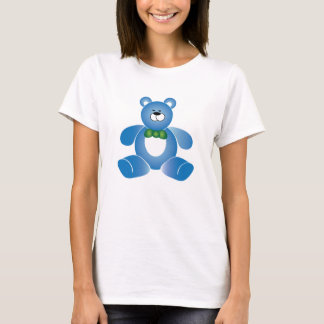 Blue Teddybear T-shirt