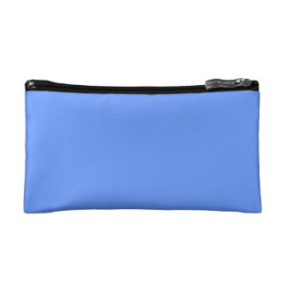 Blue Template Cosmetic Bags
