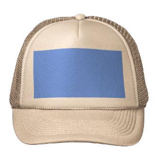 Blue Template Trucker Hat