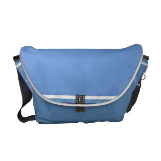 Blue Ten Two Courier Bag